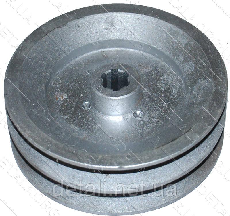 Шкив ремня ведомый мотоблок 168F (6,5Hp)
