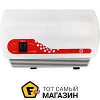 Электрический проточный водонагреватель Atmor In line 7 кВт - подводка нижняя