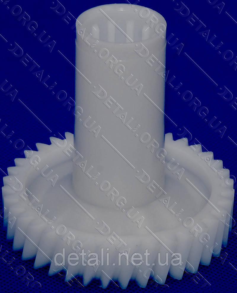 Шестерня мясорубки (D81.5/30.5 мм, H79.5/16.5 мм, зуб 38/12)