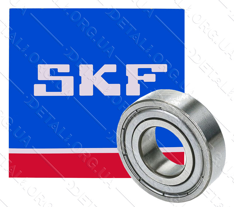 Подшипник 6000 ZZ SKF (10*26*8) металл