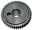Шестерня-ексцентрик лобзика Интерсколл 65 d9*40 47 зубів право оригінал, фото 2