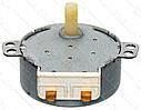 Двигатель тарелки СВЧ GALANZ 30V 4W, пласт.вал 14мм - A-10 / A-25, фото 3
