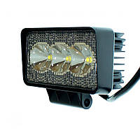 Светодиодная фара ближнего света AllLight 09T-9W 3 chip EPISTAR 9-30V