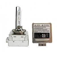 Лампа ксеноновая Philips D1S Metal Base 12V 35W (85410+)