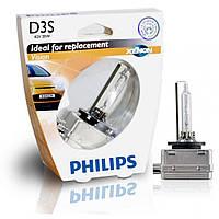 Ксеноновая лампа Philips D3S Vision (ориг) 42403VIS1