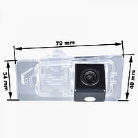 Камера заднего вида Prime-X MY-12-2222 Hyundai, KIA