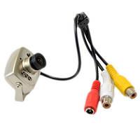 Цветная CMOS видеокамера 208-1 с микрофоном