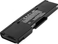 Аккумулятор для ноутбука Powerplant Аккумулятор PowerPlant для ноутбуков ACER Aspire 1360 (BTP-58A1, AC-58A1-8) 14.8V 5200mAh NB00000167