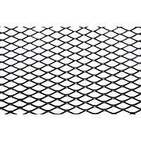 Сетка радиатора универсальная черная 1х0,3м (ячейка 5*11мм)