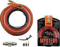Набор кабелей Mystery MAK 2.08 (2 канала)