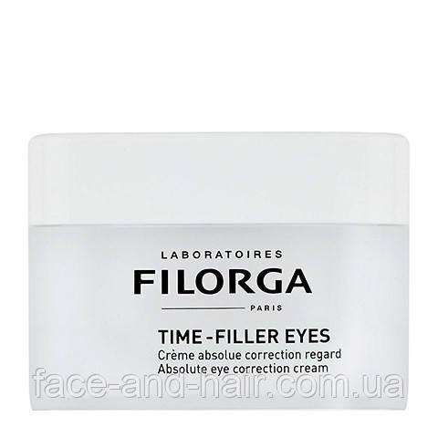 Средство для контура глаз Филорга Тайм-филлер Filorga Time-Filler Eyes 15 мл