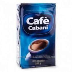 Кава мелена Cafe Cabani 100% Arabica 250 г