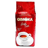 Кофе в зернах Gimoka Rosso Gran Bar 1 кг 40% арабика 60% робуста