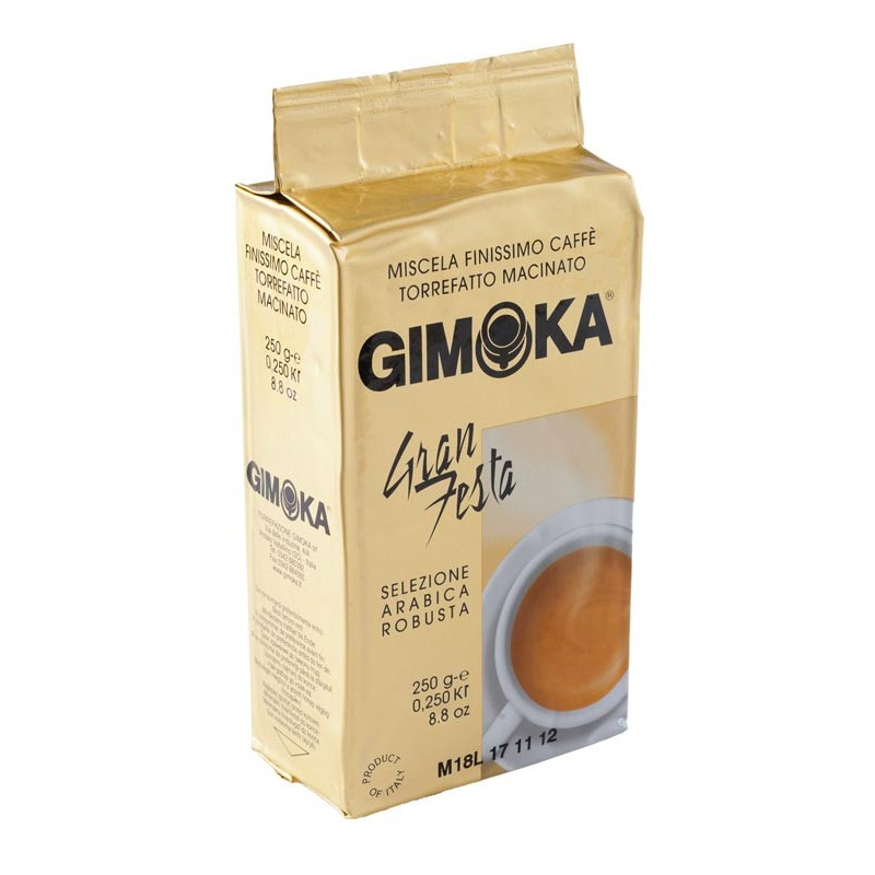 Кава мелена Gimoka Gran Festa 250 г