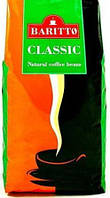 Кофе в зернах Baritto Classic 1 кг ( 1000 гр ) 15% Арабика и 85% Робуста