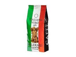 Кофе в зернах Italiano Vero Palermo  1 кг зерна кофе