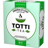 Чай Totti Смарагдовий лист сш 2*100