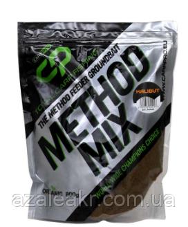 Прикормка Carp Pro Method Mix Halibut