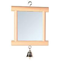 Trixie Mirror with Wooden Frame зеркало в деревянной рамке 9х10см (5860)