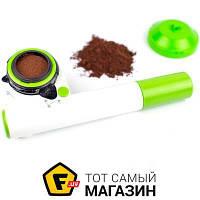 Помповая кофеварка Handpresso Wild Hybrid Green