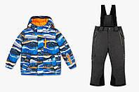 Зимний лыжный костюм для мальчика C&A Германия Размер 122, 128
