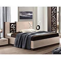 Кровать Сага 140 (без каркаса) Мастер Форм, фото 1