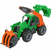 Трактор GripTrac WADER (37374)