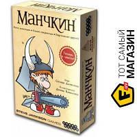 Настольная игра Hobby world Манчкин цветная версия (1031)