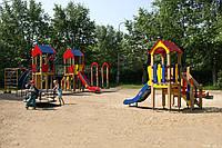 Строительство детских площадок Киев