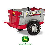 Прицеп Rolly Toys rollyTrailer для трактора (122097)