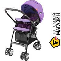 Прогулочная коляска- книжка одноместная Aprica Luxuna CTS Purple (92998) фиолетовый