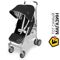 Прогулочная коляска- трость одноместная Maclaren Techno XT Black/Silver (WD1G070092) черный