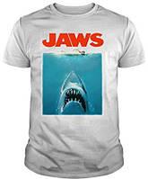 Футболки Челюсти Jaws