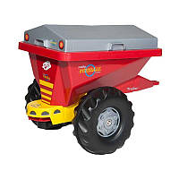 Прицеп Rolly Toys rollyStreumax / Сеялка песка 2 в 1  (125128)
