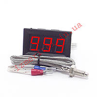 Высокотемпературный цифровой термометр -60...999 °C, фото 1