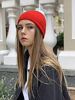Шапка LAKx4 красная