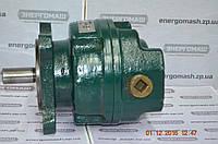 Насос пластинчатый (лопастной) однопоточный БГ12-21АМ (габарит1), фото 1