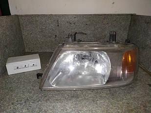 №214 Б/у фара ЛІВА для Mitsubishi Pajero Sport 00-08