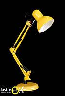 Настольная лампа для учебы Настольная лампаNT-811 желтая