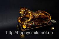 Подарок шефу. Статуэтка тигр(Настольная)