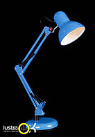 Настольная лампа для учебы Настольная лампа NT-811 Голубая