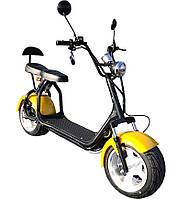 Электроскутер CityCoco Ride Pro 2000W (8 дюймов), 60V 20Ah