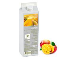 Манго пюре пастеризованое 90% 1л, Ravifruit Франция
