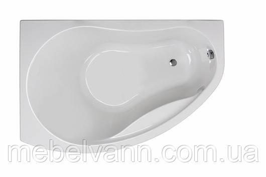 Ванна Kolo PROMISE 150 X 100 см с ножками левая
