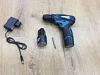 Шуруповерт Аккумуляторный (12В )Euro Craft ECCD222 : 1500 мАч | Гарантия 1 год
