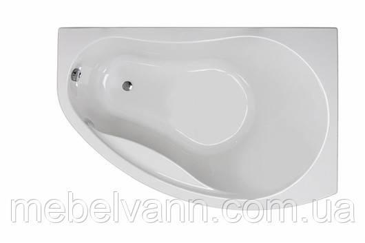 Ванна Kolo PROMISE 150 X 100 см с ножками правая