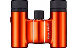 Бинокль Nikon Aculon T01 8x21 оранжевый (компактный)