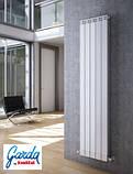 Вертикальный радиатор алюминиевый Fondital GARDA DUAL ALETERNUM, фото 2