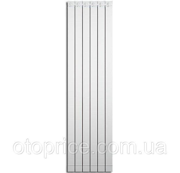 Вертикальный радиатор алюминиевый Fondital GARDA DUAL ALETERNUM