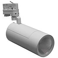 ЛЮМЕН Акцент LT-13Вт/840 OP трёхфазный трековый LED-светильник